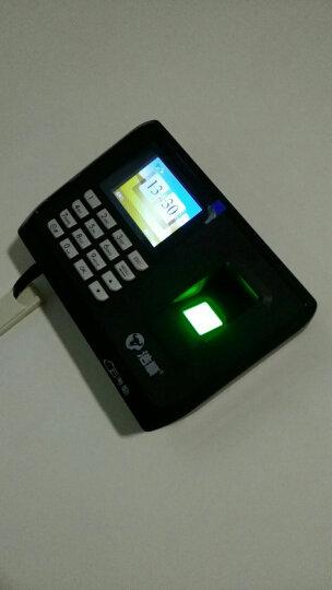 浩顺 (Hysoon)C-138指纹识别考勤机WIFI网络打卡机手机APP签到异地管理免软件一键下载 C138W (无线联网+手机APP+云管理) 晒单图