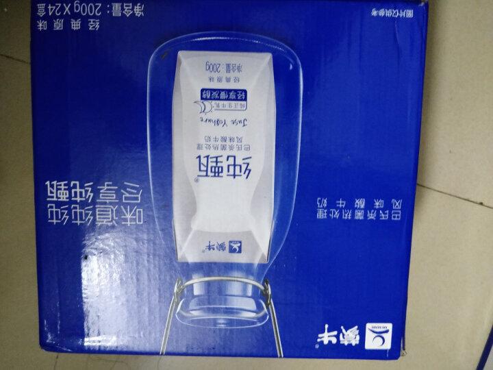 蒙牛纯甄 常温风味酸牛奶 200g*24 礼盒装 晒单图