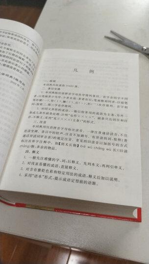 现代汉语词典(第7版)+新华成语词典(第2版)(套装共2册) 晒单图