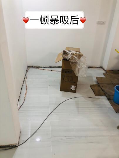 小狗(puppy)干湿吹三用大功率桶式商用家用吸尘器D-807 晒单图