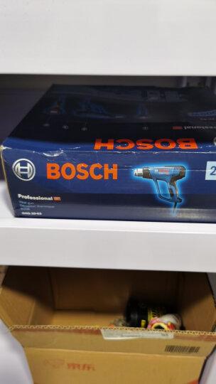 博世(BOSCH)热风枪工业热风枪汽车膜烤枪 收缩薄膜热缩管烘枪热吹风机GHG20-63 GHG20-63(50-630度2000W数显) 晒单图
