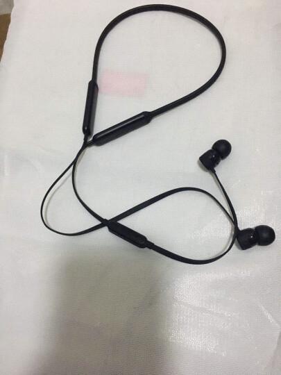 Beats X 蓝牙无线 入耳式耳机 运动耳机 手机耳机 游戏耳机 带麦可通话 灰色 晒单图