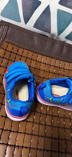 基诺浦 学步鞋 1岁-5岁宝宝机能鞋 儿童软底鞋子 幼儿童鞋 男女幼童 春季 TXG366 TXG366土黄/咖啡 9码/鞋垫长17cm 晒单图