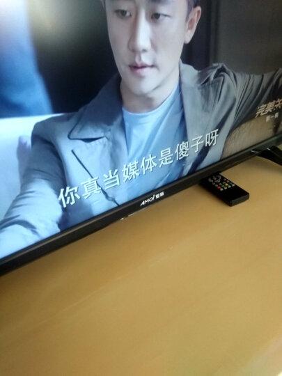 夏新(AMOI) 28/32英寸高清蓝光LED平板液晶智能全面屏电视机 卧室彩电 显示器 28英寸高清版(非智能) 晒单图