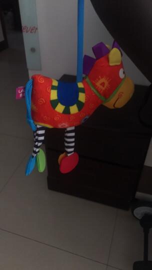 LALABABY/拉拉布玩 宝宝益智玩具 婴儿车挂件 音乐早教挂饰 宝宝床头挂件 羊咩咩 晒单图