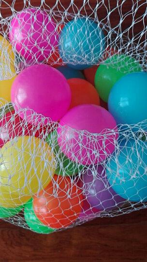 皇冠 HUANGGUAN 粉色公主帐篷游戏屋 塑料组装帐篷 室内室外过家家小房子 15268 晒单图