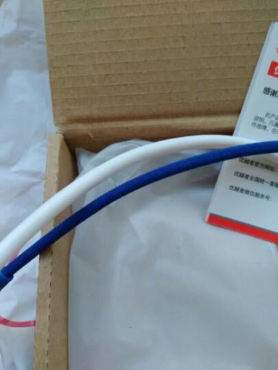 优越者(UNITEK)USB3.0分线器30CM 高速扩展一拖四多接口集线器 台式机笔记本4口HUB转换器白色Y-3098AWH 晒单图