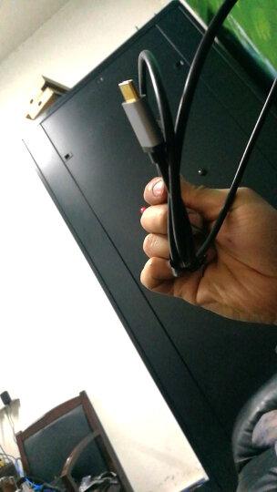 绿联 Type-C数据线 快充手机充电线 USB-C3.0安卓转接头充电器电源线支持小米8华为P20/Mate20荣耀1米30533黑 晒单图