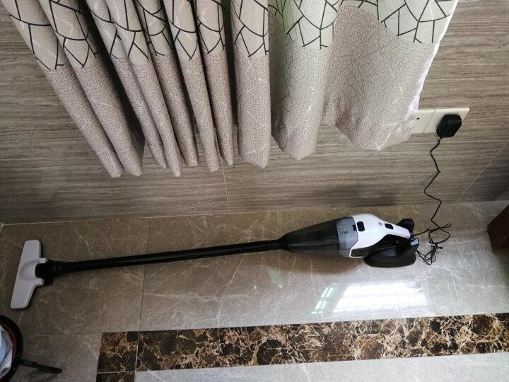 普沃达(pooda)无线吸尘器家用手持吸尘器大功率车载静音无绳吸尘机小型充电手持式大吸力吸尘器K8 K8吸尘机 晒单图