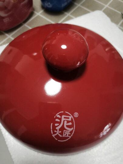 泥火匠 汤煲 陶瓷 健康养味深汤煲 3000ml 耐热砂锅 汤锅 炖锅 晒单图