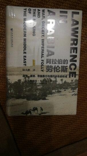 甲骨文丛书-阿拉伯的劳伦斯:战争、谎言、帝国愚行与现代中东的形成 晒单图