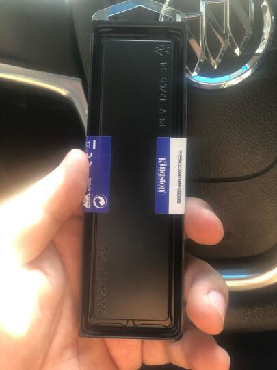 金士顿(Kingston) DDR3 1600 4GB 台式机内存条 晒单图