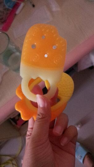 新贝 宝宝牙胶三个装 磨牙棒婴儿硅胶咬咬乐玩具9021 晒单图