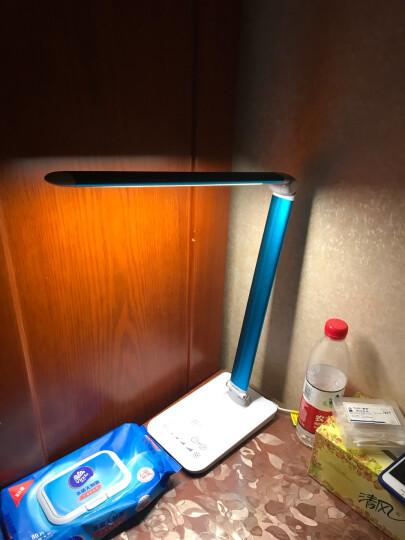 好视力 减蓝光学生学习宿舍儿童大学生宿舍卧室床头LED阅读台灯 晒单图