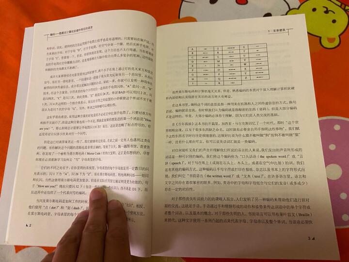 编码 隐匿在计算机软硬件背后的语言 晒单图