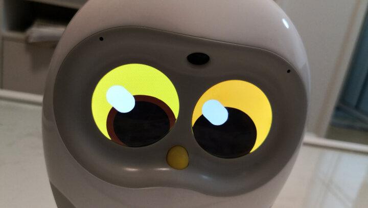 物灵(Ling)卢卡Luka绘本阅读机器人 智能机器人 儿童绘本故事机 智能早教机 亲子互动luca早教机 晒单图