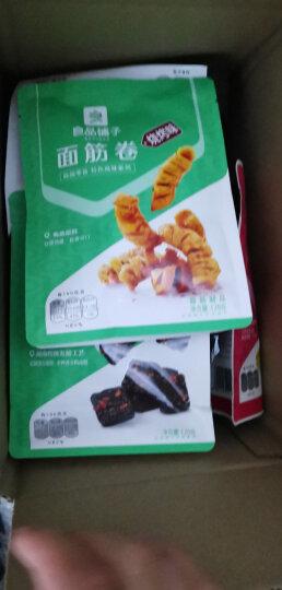 良品铺子 臭豆腐 休闲零食 黑色油炸豆腐干香辣味零食小吃120g 晒单图