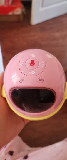科大讯飞机器人 阿尔法蛋超能蛋智能机器人 儿童学习早教玩具 国学教育智能对话陪伴机器人 粉色 晒单图