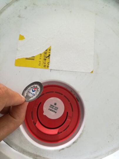 长城 液压油卓力46#号68#液压油L-HM(高压高清)抗磨叉车挖掘机注塑机专用液压油 工程机械通用 卓力46# 18L/16kg 晒单图