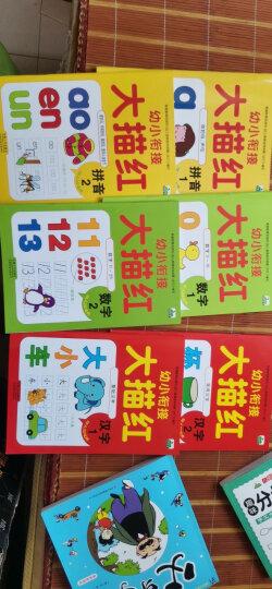 晨风童书 幼小衔接入学准备拼音数学语文常识智力综合测试(套装全6册) 晒单图