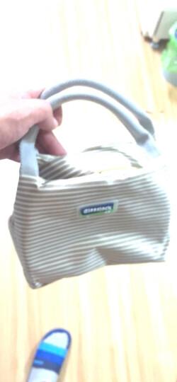 Glasslock便当包保鲜盒手提袋GL16 绿色 晒单图