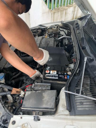 博世(BOSCH)汽车电瓶蓄电池免维护L2-400 12V 宝马MINI/奔驰Smart 以旧换新 上门安装 晒单图