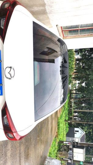 众炫汽车全景天窗膜改装黑色车顶膜保护漆面车顶贴膜 荣威RX5 东南DX7 DX3 风神AX3 晒单图