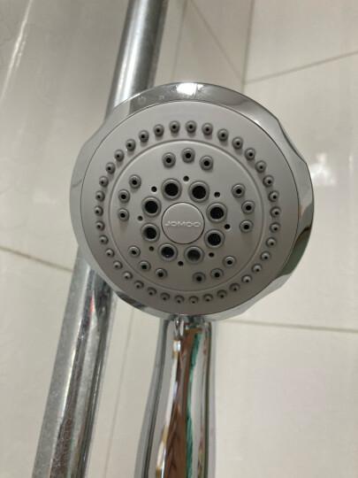 九牧(JOMOO) 空气能淋浴手持花洒 多功能淋浴花洒喷头S02015-2C11-2 晒单图