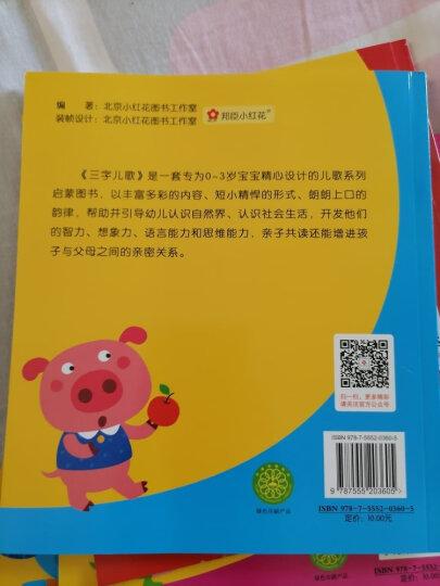 0-3岁早教必读(套装共30册)(邦臣小红花出品) 晒单图