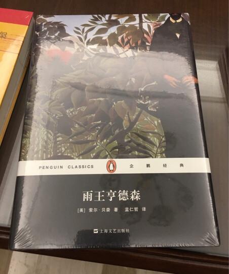 文学名著·企鹅经典:雨王亨德森(精装) 晒单图
