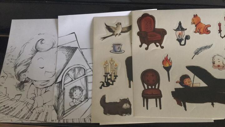 小小音乐家丛书:贝多芬 发热的手指 晒单图