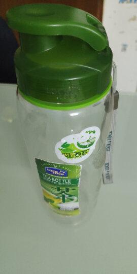 乐扣乐扣LOCK&LOCK便携防漏运动水杯大容量茶杯塑料水杯 700ML透明 HPP722NT 晒单图