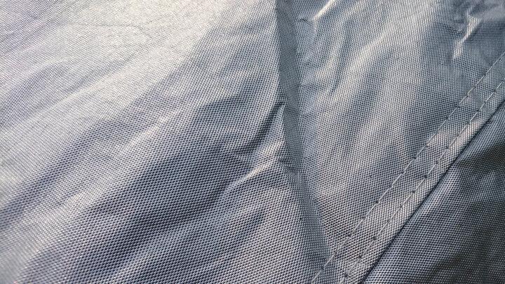 卡耐银邦汽车车衣车衣汉兰达普拉多霸道锐界途锐奥德赛冠道宝马X5凯迪拉克XT5宝骏730哈弗H7H9车衣外罩YXL 晒单图