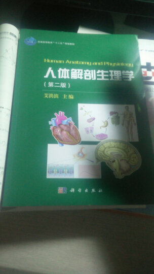 人体解剖生理学(第二版) 晒单图