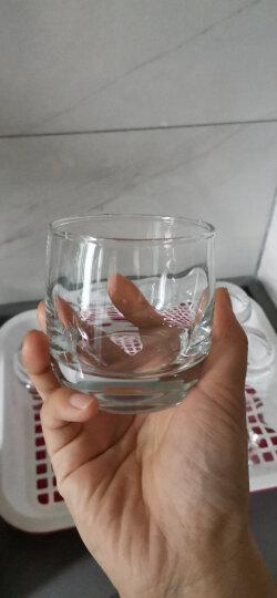 乐美雅 Luminarc 葡萄园直身杯无铅玻璃水杯茶杯啤酒杯果汁杯 310ml 6只装 13824 晒单图