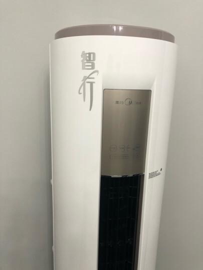 美的(Midea)空调 智行新能效变频 智能空调 WiFi控制客厅圆柱空调立式柜机智能家电 强劲制热 KFR-51LW/N8MJA3 晒单图