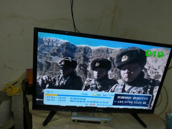 夏新(AMOI)高清32英寸液晶电视机平板无线WIFI智能网络蓝光酒店客厅卧室彩电 网络WiFi版 晒单图