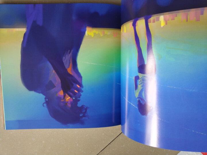 半面维纳斯 京东专享 6张精美装饰画 和 套装明信片赠品 晒单图