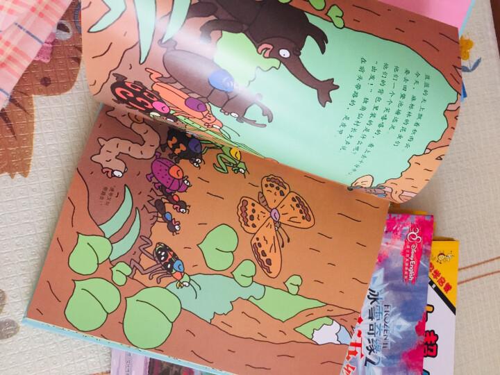 它们是怎么长出来的 让孩子提升敏感力的季节绘本 4-8岁 蒲蒲兰绘本 晒单图