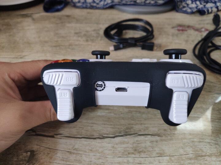 北通 阿修罗2游戏手柄专用硅胶保护套 黑 晒单图