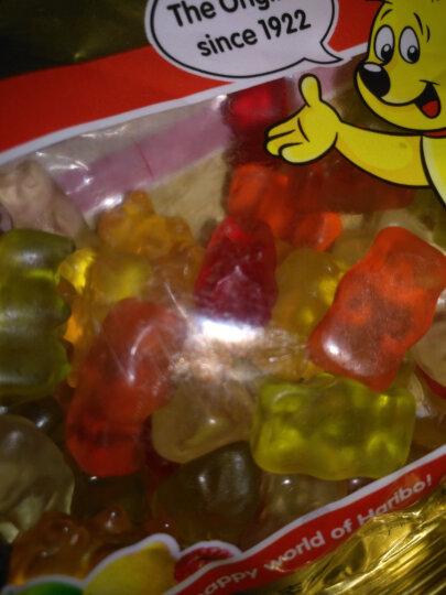 德国进口 哈瑞宝(HARIBO)金小熊水果软糖 儿童水果糖果汁橡皮糖 网红QQ糖儿童节礼物 混合水果味200g 晒单图