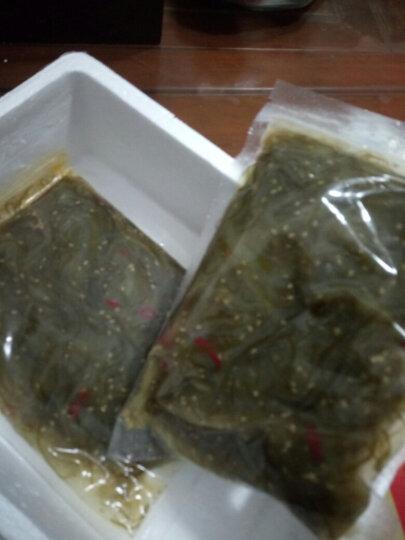 金鹏 海草丝400gx2 海藻沙拉 裙带梗丝海藻丝 开袋即食冰袋发货 日料店同味 酸甜清爽 晒单图