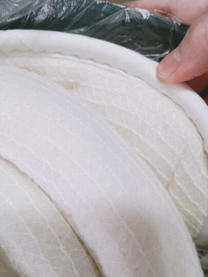 雅鹿·自由自在 被子家纺 水洗全棉被子 杜邦纤维轻柔秋冬被芯 200*230cm 双人被子芯 晒单图