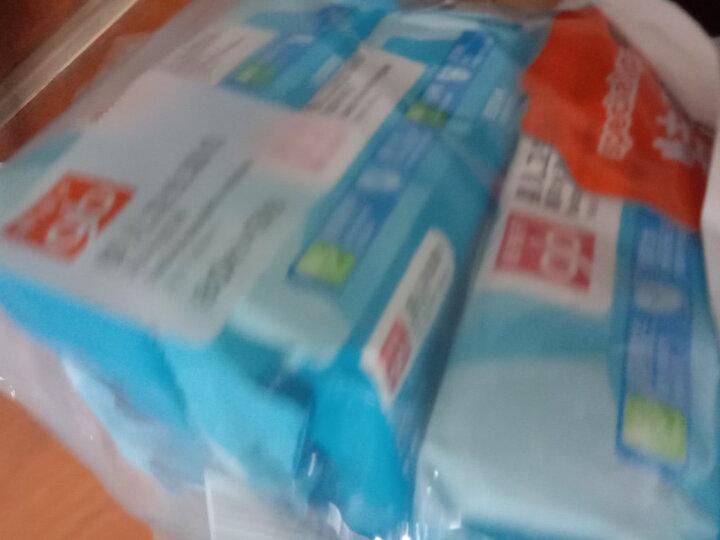 gb好孩子 婴儿湿巾 儿童宝宝婴幼儿 亲肤温和 便携出行海洋水润湿巾10片*10包+木糖醇口手湿纸巾10片(便携装) 晒单图