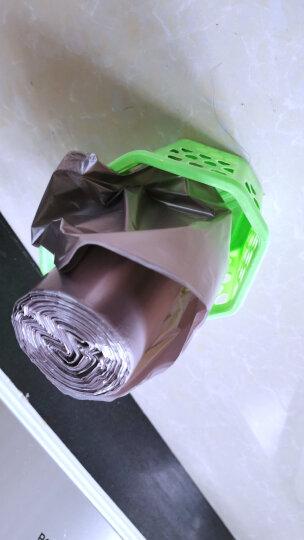 美丽雅 大垃圾袋 厚度1丝家用点断背心式加厚干湿垃圾分类塑料袋垃圾桶袋50x60cm 60只 晒单图