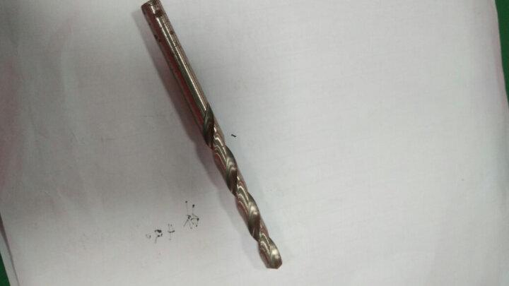 百事通(PRESTO)英国进口钻头 高速钢直柄麻花钻 7.0~8.9mm钻嘴 8.7mm 晒单图