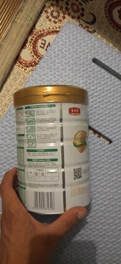 伊利奶粉 金领冠系列 幼儿配方奶粉 3段900克(1-3岁幼儿适用)新老包装随机发货 晒单图