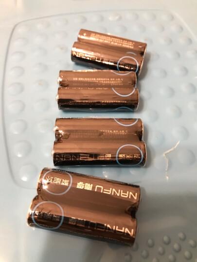 南孚(NANFU)5号碱性电池30粒 黑标款Blacklabel 新旧不混 适用于电动玩具/鼠标/键盘/体重秤/遥控器等 LR6 晒单图