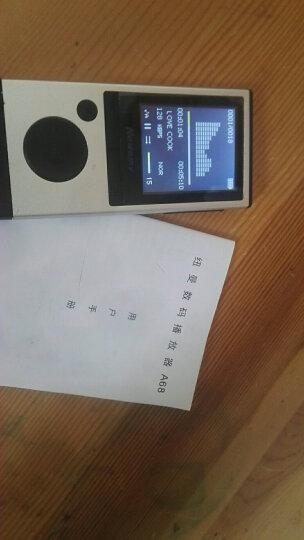 纽曼(Newsmy)F33 黑色 8G mp3 mp4播放器 录音+有屏+ 运动MP3 HIFI无损音乐播放器 晒单图