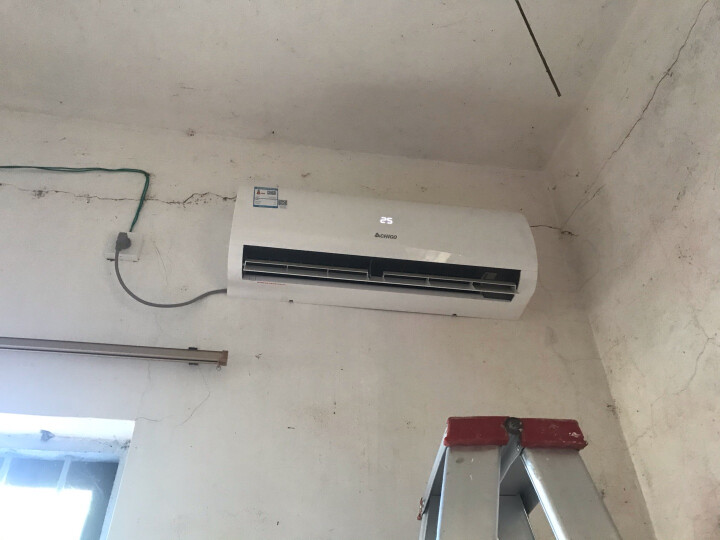 志高(CHIGO)1.5匹 冷暖 定速 空调挂机 纯铜管(NEW-GD12F1H3) 晒单图